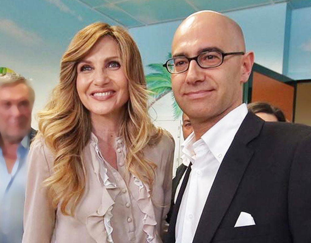 Silvio Irilli e Lorella Cuccarini
