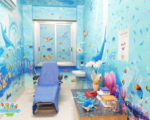 Sala Prelievi Ospedale di Lecce