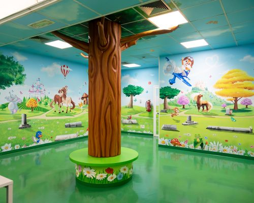silvio-irilli-ospedali-dipinti-bosco-fondazione-santa-lucia-neuroriabilitazione-infantile-roma-14